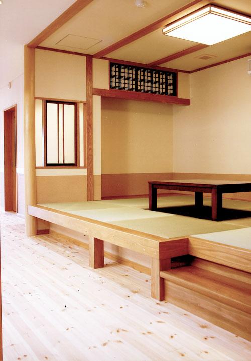 グループホーム桃の木 和室スペース
