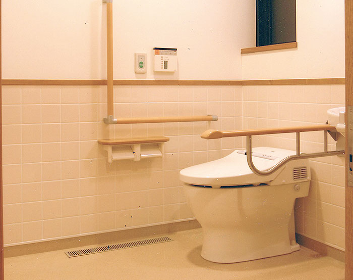 グループホーム桃の木 トイレ