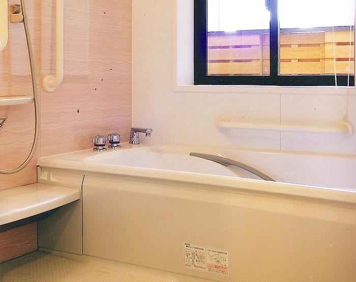 グループホーム桃の木 浴室