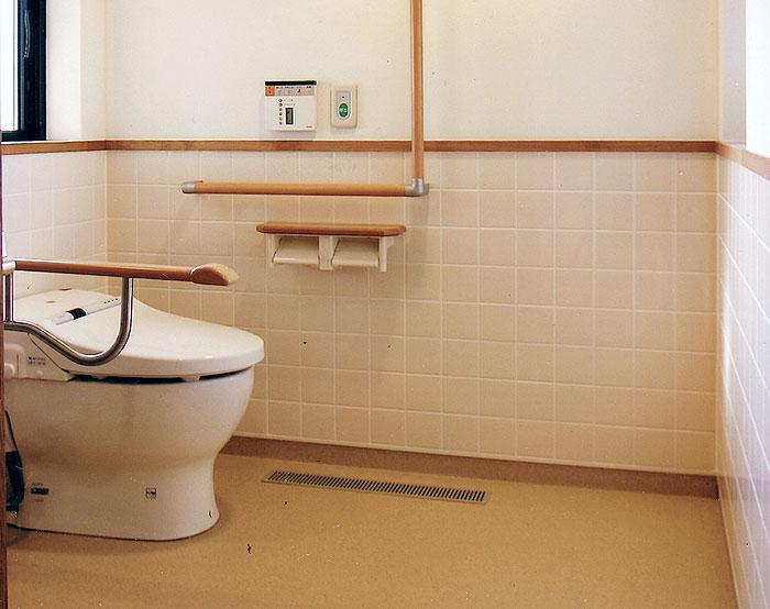デイサービス桃の花 トイレ