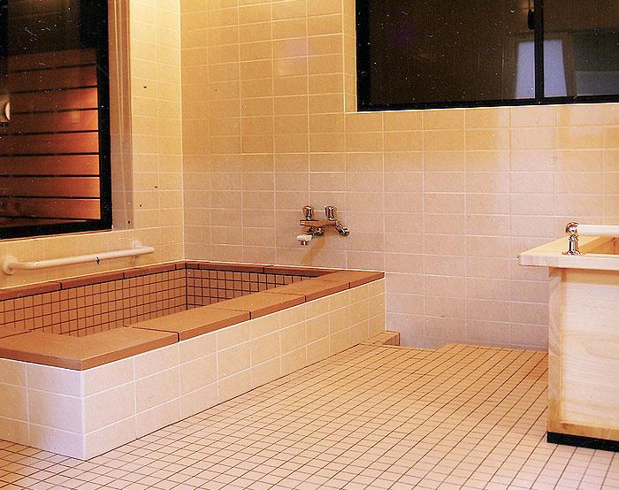 デイサービス桃の花 浴室